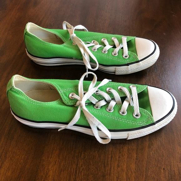 fb0e4006c22 🍀Converse lime green men s 6 women s 8🍀